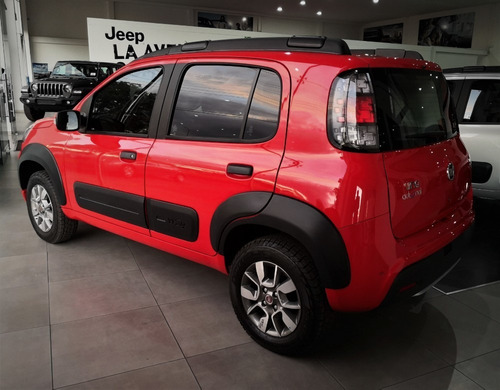 fiat uno way full equipo 2020