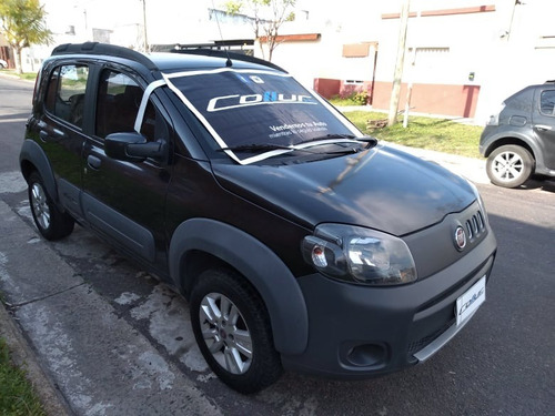 fiat uno way pack electrico 1.4 2012