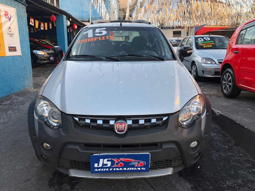 fiat weekend 1.8 16v adventure flex 5p