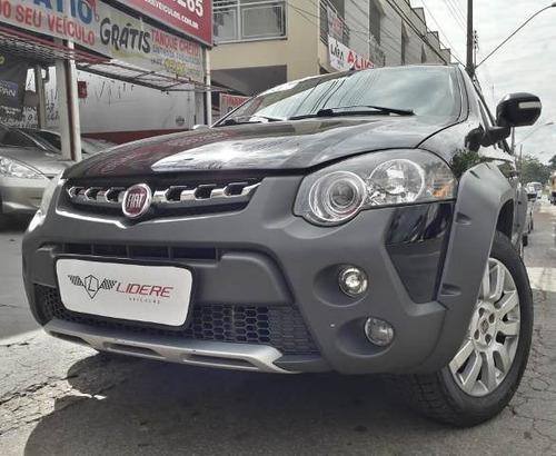 fiat weekend 1.8 16v adventure flex dualogic 5p