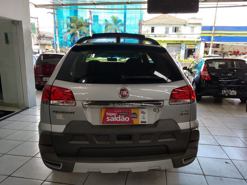 fiat weekend 1.8 adventure flex 5p sem entrada!!!