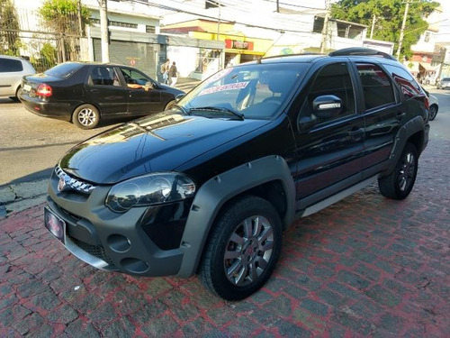 fiat weekend adventure locker 1.8 2015 zero de entrada