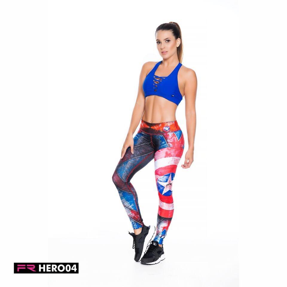 Fiber leggins héroes capitán ropa deportiva colombiana cargando zoom jpg  960x960 Ropa deportiva colombiana c9095e10f8869