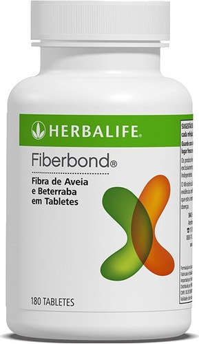 fiberbond - herbalife queima gordura -100% original