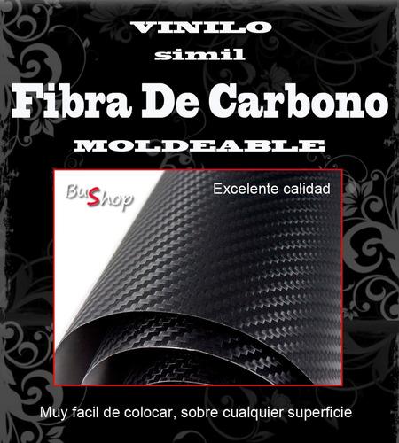 fibra carbono vinilo
