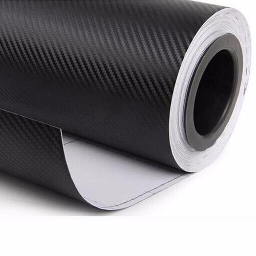 fibra de carbono 3d vynil negro
