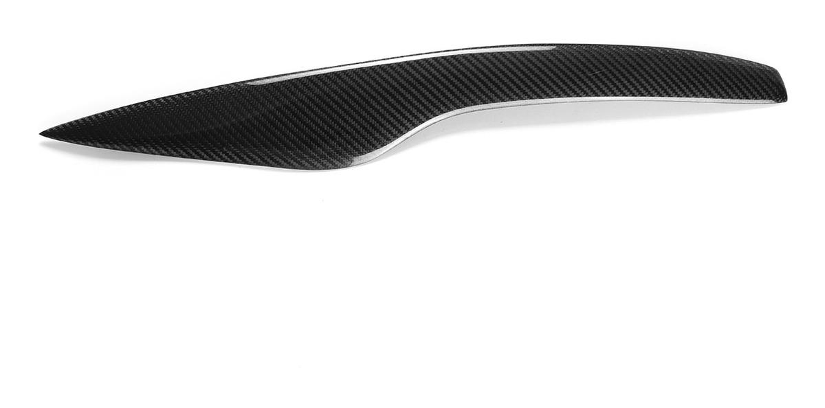 De fibra de carbono cubierta del faro Cejas p/árpado