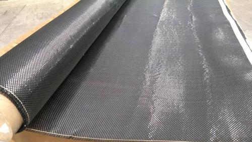 fibra de carbono - tecido/manta - 3k 300g/m2 - 0,10cm x 1,05