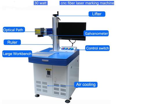 fibra de laser 30w