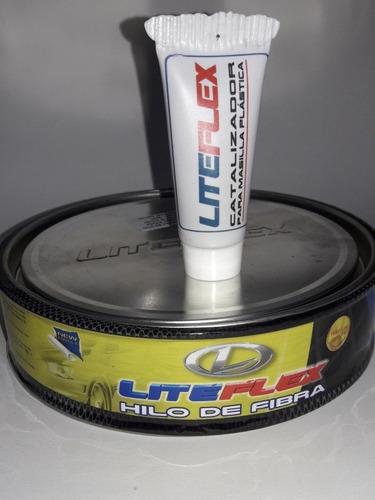 fibra de vidrio preparada  1/8 galon