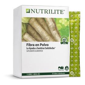 Fibra En Polvo Nutrilite - Unidad a $94