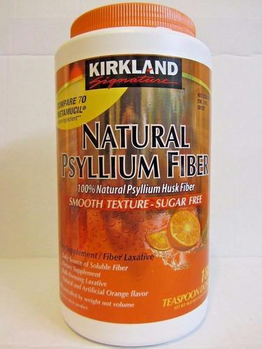 fibra natural 2 libras de kirkland