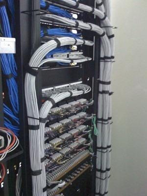 fibra optica fusion cableado certificacion redes cobre cat6