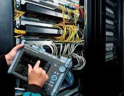 fibra óptica  fusión y certificación