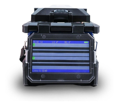 fibra optica fusionadora