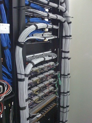 fibra optica fusiones redes certificaciones cableado draytek