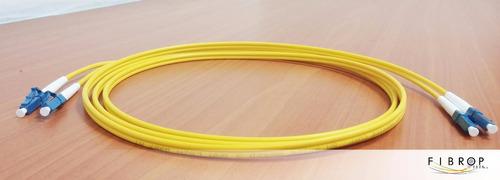 fibra optica - patch cord a su medida. lc, st, fc,sc