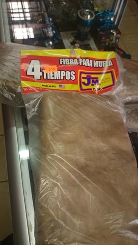 fibra para mufla