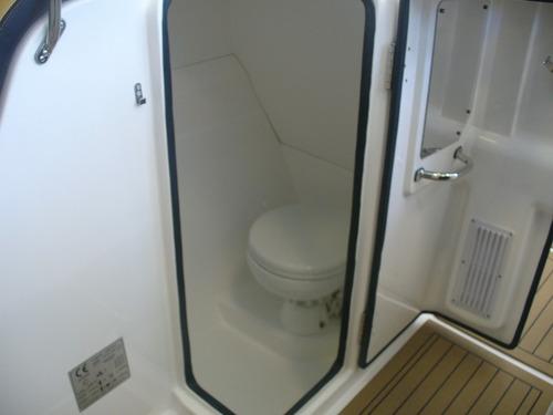 fibrafort 240 open .con baño compartimentado .unica