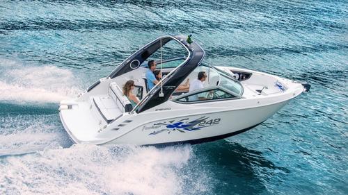 fibrafort 242 con 250 hp  los mejores barcos del mundo