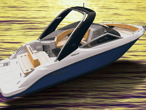 fibrafort 255 c/ mercruiser 250 lanchas de calidad