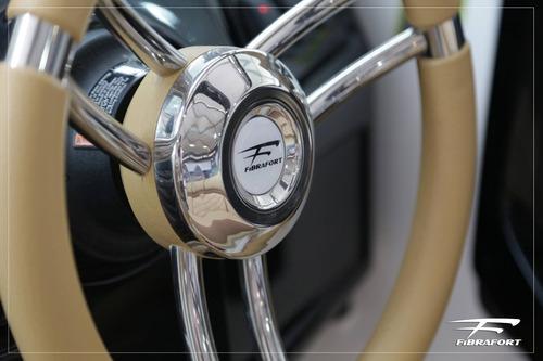 fibrafort 272 c/ mercruiser 300 con accesorios