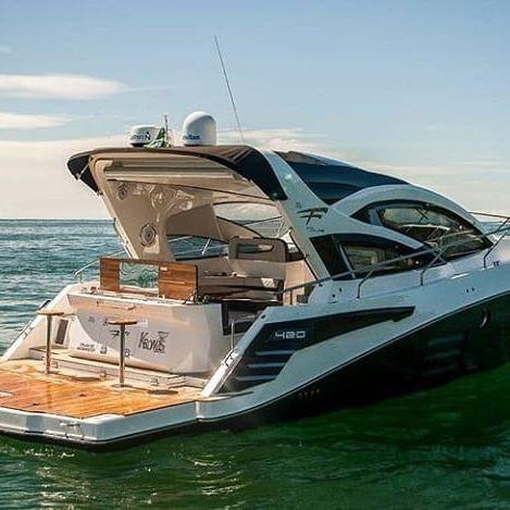 fibrafort 420 gran coupe - los mejores barcos del mundo