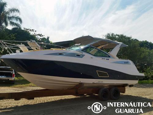 fibrafort / focker 310 gt 2011   phantom cimitarra bayliner