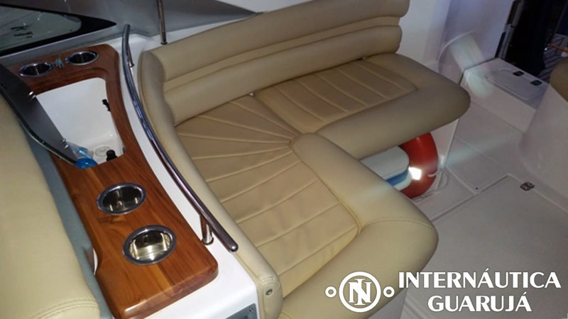 fibrafort / focker 310 gt 2011 | phantom cimitarra bayliner
