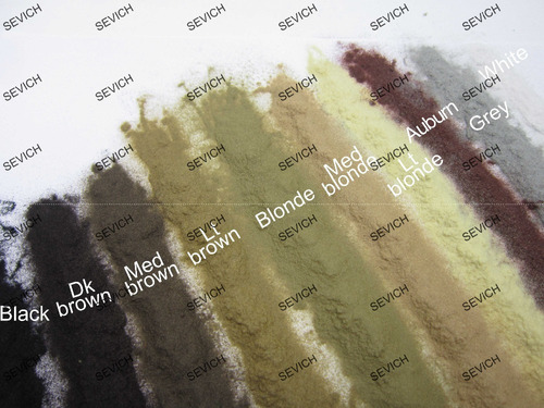 fibras capilares calvicie toppik sevich 10 gr
