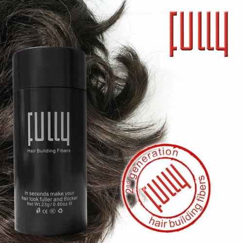 fibras de pelo mágico rejuvenece  calvicie pelones cabello