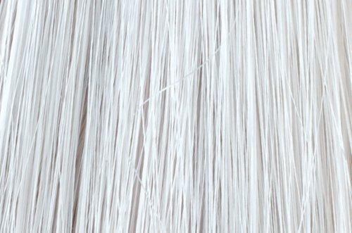 fibras para cabello con queratina xfusion economy size, blan
