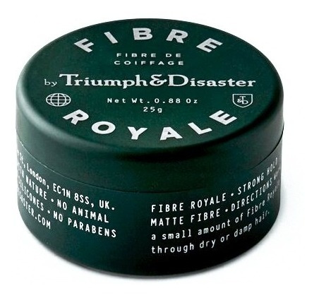 fibre royale mini - cera para cabello triumph and disaster