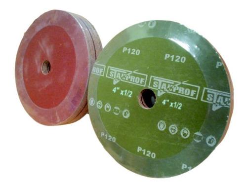 fibrodisco 4.1/2 g 16 stanprof stanprof