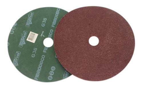 fibrodisco 7 x 7/8 g150 stanprof