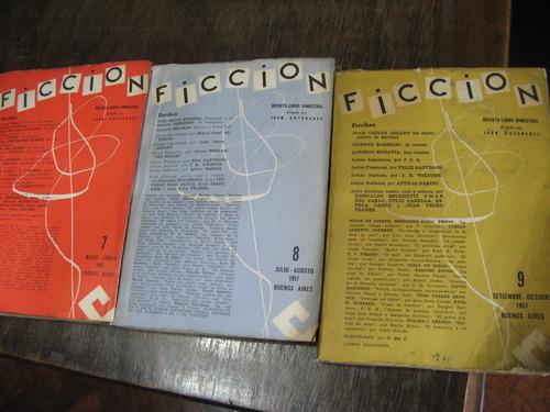 ficción. juan goyanarte. 9 tomos. año 1956.