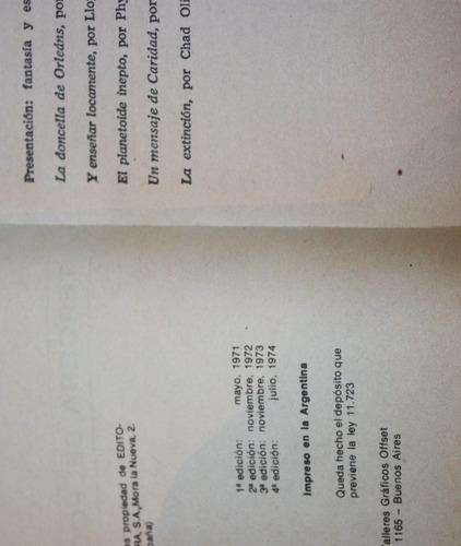 ficcion. libro ciencia