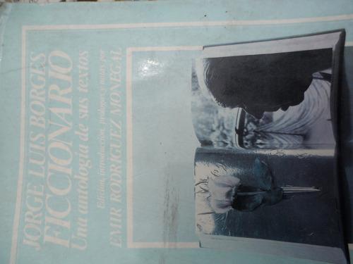 ficcionario de jorge luis borges con prologo j monegal