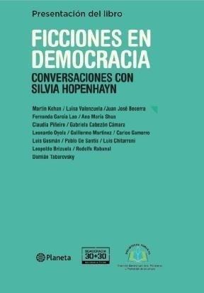 ficciones en democracia. conversaciones con s hopenhayn