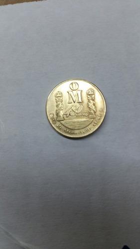 ficha 480 años casa de moneda mexico
