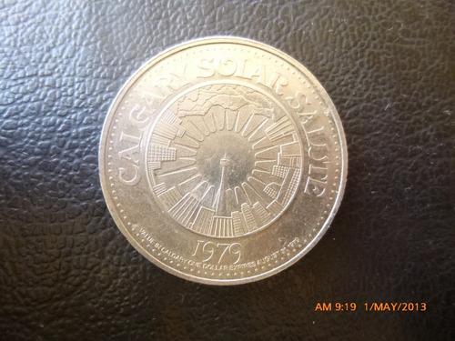 ficha calgary stampede-calgary solar salute  1979 (728z