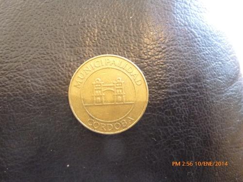 ficha municipalidad de cordoba 1 seccion(1116z