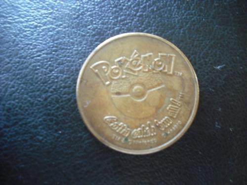 ficha pokemon  gottalhasbro de bronce (d69