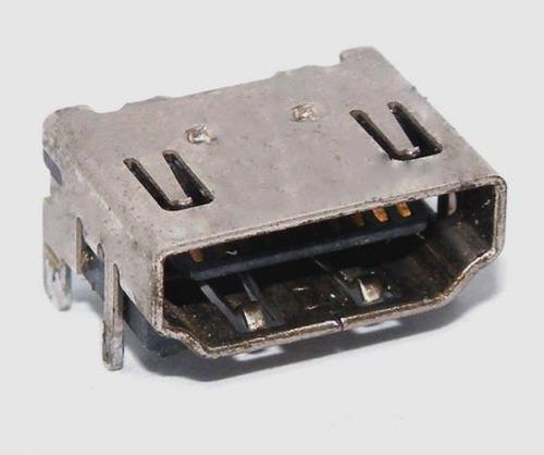 ficha puerto conector hdmi xbox 360 microsoft