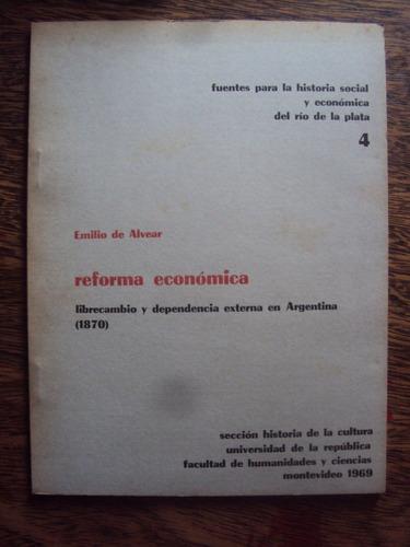 ficha reforma económica librecambio depend externa argentina