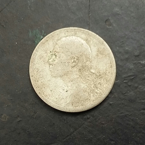 ficha salitrera de 10 centavos oficina cala - cala año 1916