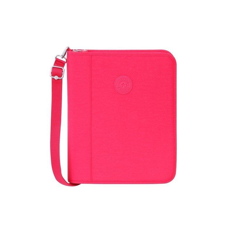bf118fa27 Fichário Kipling New Storer Rosa True Pink - R$ 399,00 em Mercado Livre