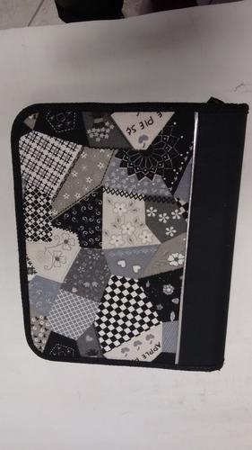 fichário universitário patchwork ref. 9219