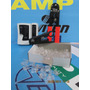 Tester+crimpiador+pelador+100 Plug Rj 45 Cat 5/e