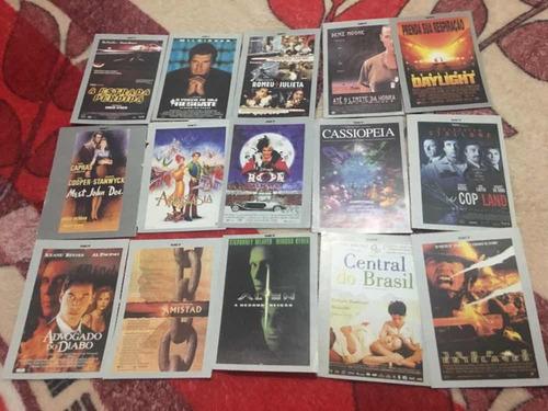 fichas de cinema e vídeo revista set 26 fichas
